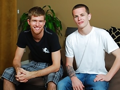 Penniless Above-board Boys: Blake Bennet plus Anthony