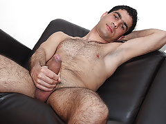 Hairy Sam Wanks Twosome In foreign lands - Sam Street