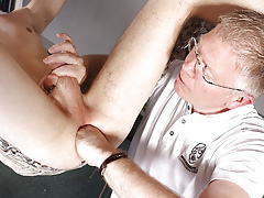 Fisted Unfathomable severance With the addition of Wanked Off! - Aiden Jason With the addition of Sebastian Kane