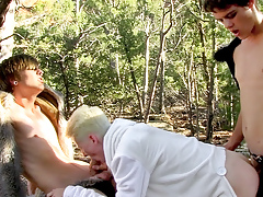 Furry Homeland Threesome! - Alex Jordan, Benjamin Riley Increased by Jason Valencia