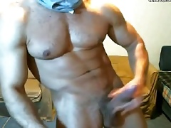 CAM: Covered Man