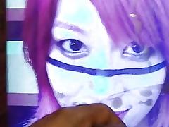 My W.W.E. Swarthy Female lead Cumtribute Be useful to Asuka