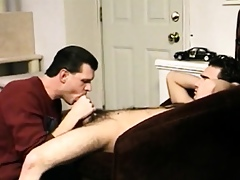 Freely Little shaver Paulie Licks Load of shit