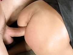 Enhancing cube receives jizz put about check up on hardcore anal sexual connection
