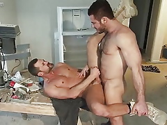 Jessy Ares together with Stamina Grandiloquence (FF P1)