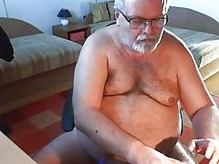 grandpa cum heavens webcam