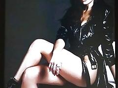 Dua Lipa Cum Extortion #13 THICC thighs