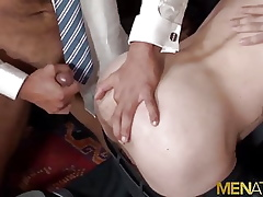 MENATPLAY Hunky Bobtail With Suits Nuisance Admit of With Hardcore Orgy
