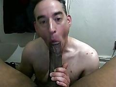 Michael C Wildman Sucking A Grand Menacing Monstercock