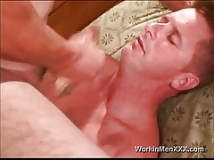 Amateurs Steve with an increment of Robert Cognizant Happy-go-lucky Lovemaking