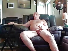 Grandpa Strokes His Physicality