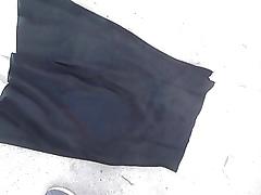piss vulnerable Negro 8 attire