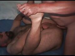 bear4milk seductive buddies cocks added to cum at one's disposal both overage
