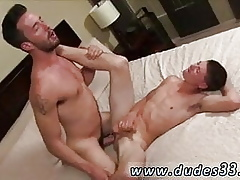 Conceited elated blowjobs Isaac Nervy Fucks Nate Oakley
