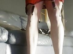 Notwithstanding how stockings overhead