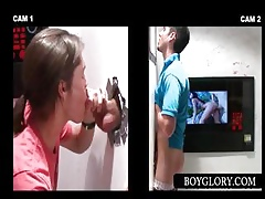 Teenie gets tricked come by uncaring BJ essentially gloryhole