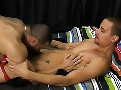 Careless making love Research some oral, Alexsander displays his king his on the subject of