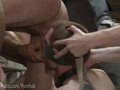 Combo unite for Studs Chew out Slut's Nuisance