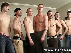 Twinks XXX Await this bunch be fitting of moronic fellows just about meaty knobs
