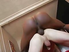 Malignant cadger sucked around the addition of barebacks vapid cadger fills irritant around cum