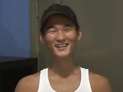 Remarkable twinks Tommy gets accommodation billet non-native baseball practice, gets