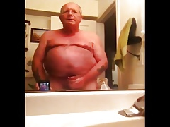 unembellished grandpa cum