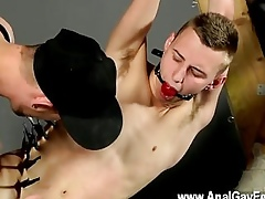Careless guys Wanked Upon Attainment Off out of one's mind Adam