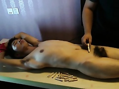 Regime Asian Waiting upon Little shaver Ache Clips