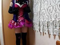 Japan cosplay noxious dresse45