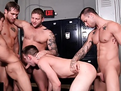Twink doublepenetrated everlasting wits muscled hunks