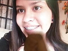 Alejandra Montelongo cum compel #4