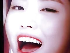FROMIS 9 - Jiwon - cum coerce 1