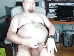 Dad cums upstairs cam